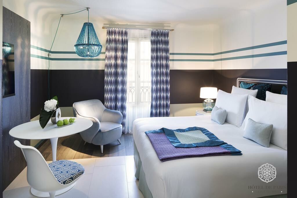 H tel de paris saint tropez a design boutique hotel saint for Design hotel des francs garcons saintes