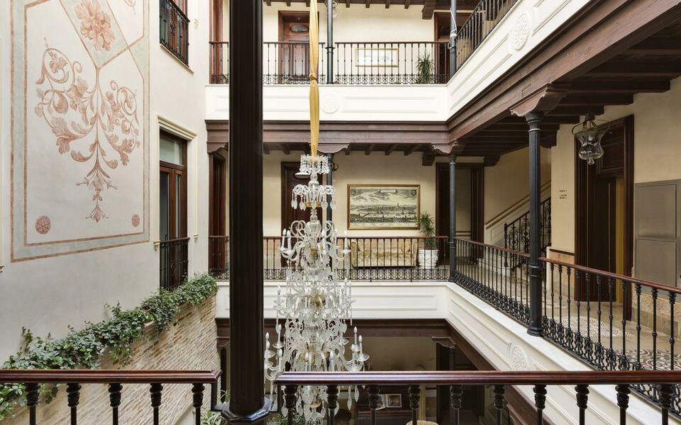 Hotel Casa  Seville Reviews
