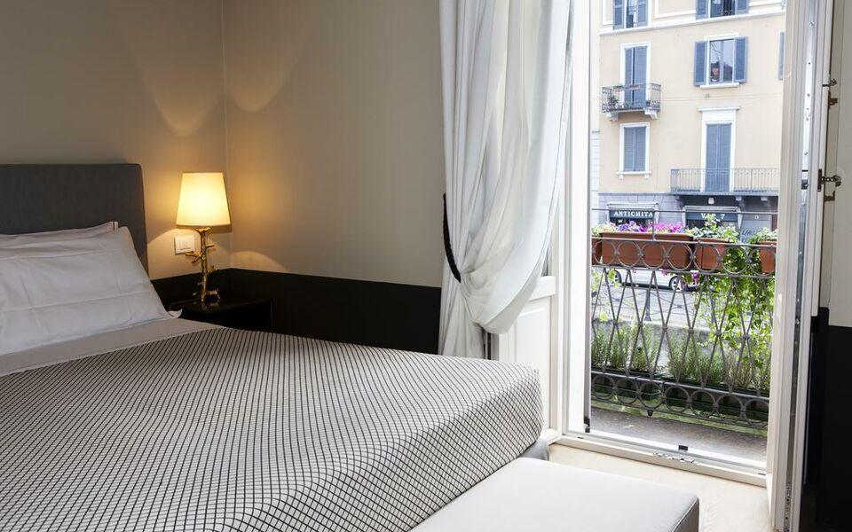 Maison borella milan italie my boutique hotel for Boutique hotel milano navigli