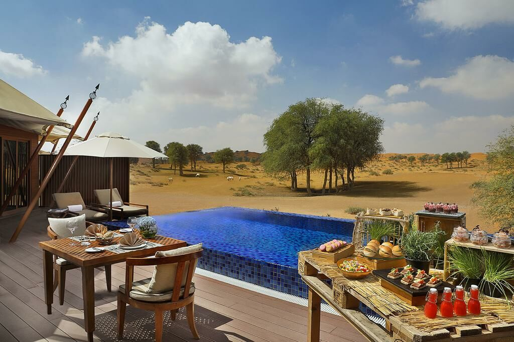 The Ritz Carlton Ras Al Khaimah Al Wadi Desert A Design Boutique Hotel Ras Al Khaimah United Arab Emirates