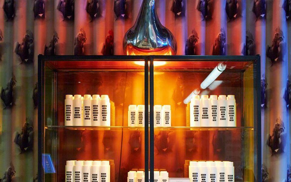 Mama shelter lyon lyon frankreich for Design boutique hotel lyon