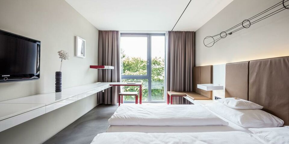 Hotel Burns Art Cologne Koln