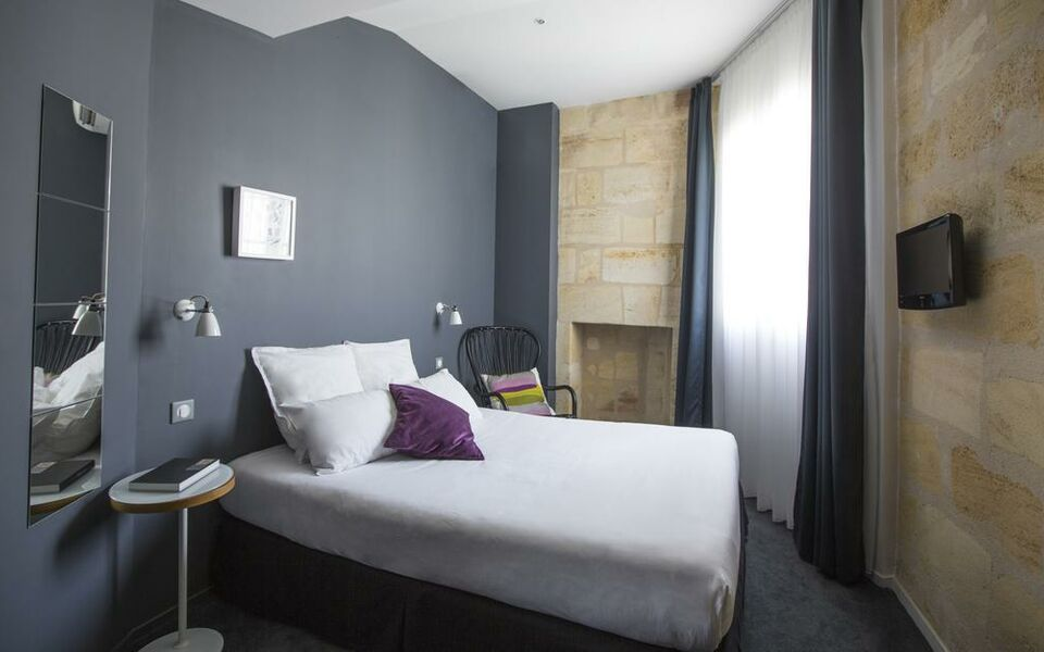 H Tel La Cour Carr E A Design Boutique Hotel Bordeaux France