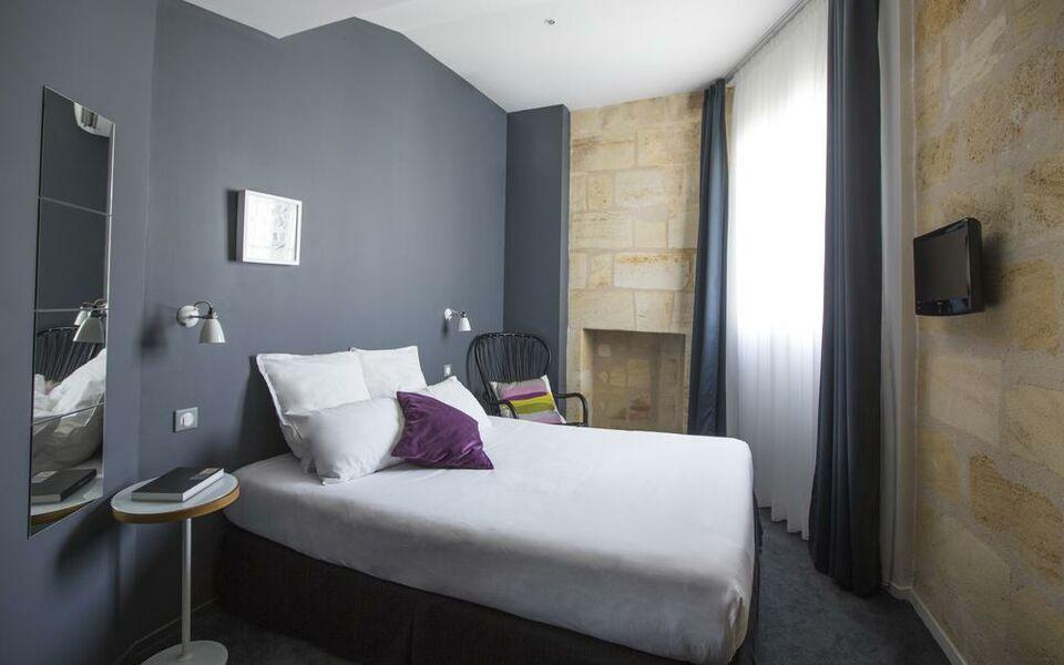 H tel la courcarr e bordeaux centre bordeaux france my for Hotel boutique bordeaux