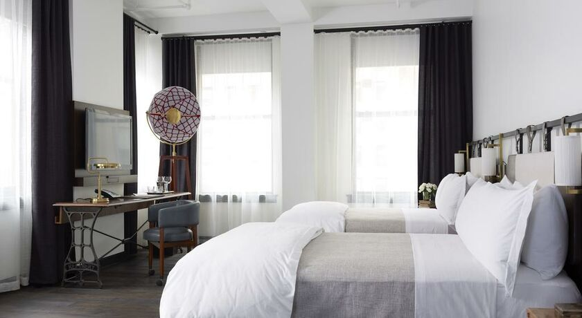 Refinery Hotel New York A Design Boutique Hotel New