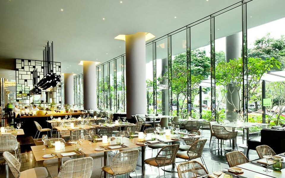 Parkroyal On Pickering A Design Boutique Hotel Singapore