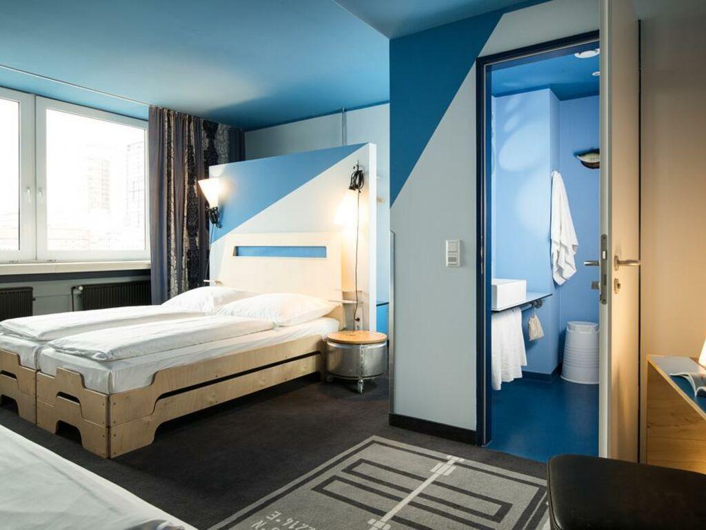Superbude Hotel Hostel St. Georg, Hamburg, Deutschland