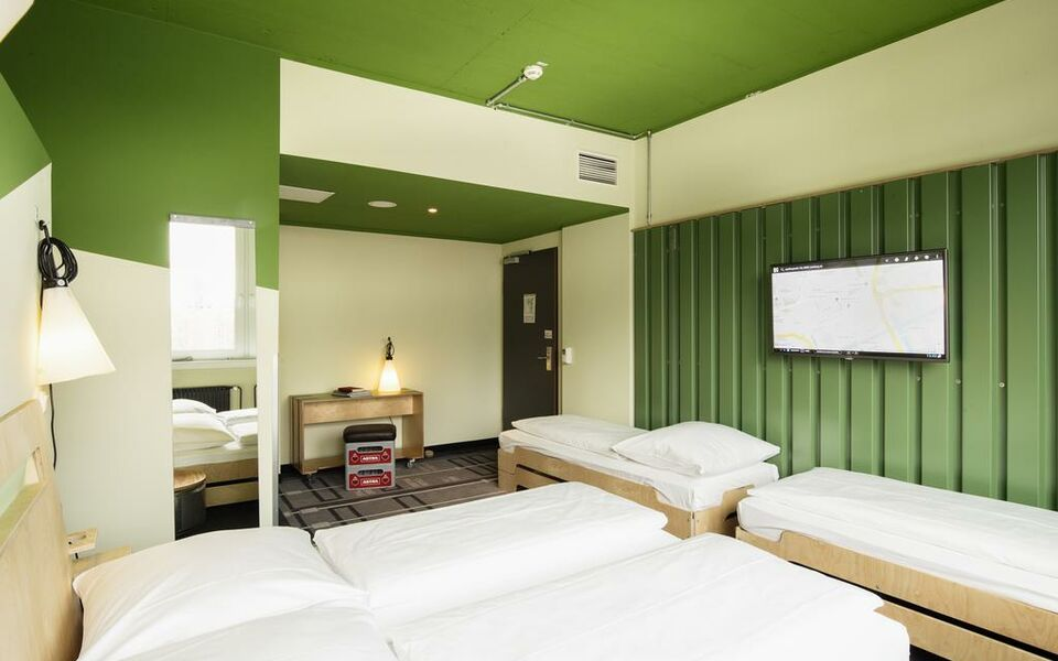 superbude hotel hostel st georg hamburg deutschland. Black Bedroom Furniture Sets. Home Design Ideas