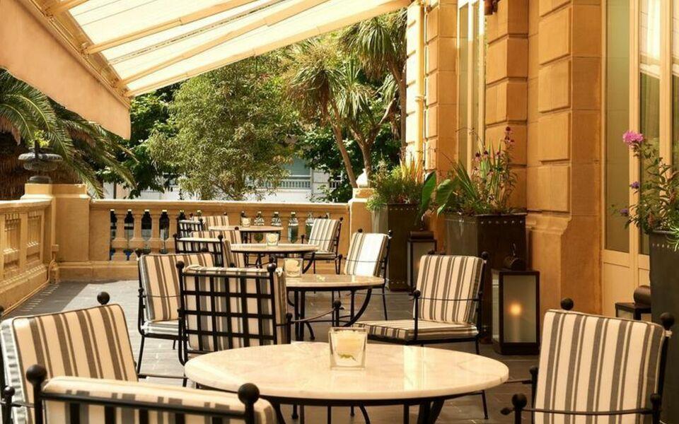 Maria cristina a luxury collection hotel a design - Hotel boutique san sebastian ...