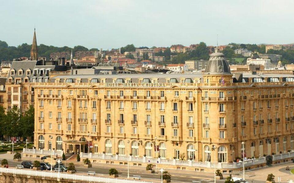 Boutique Luxury Hotels In San Sebastian