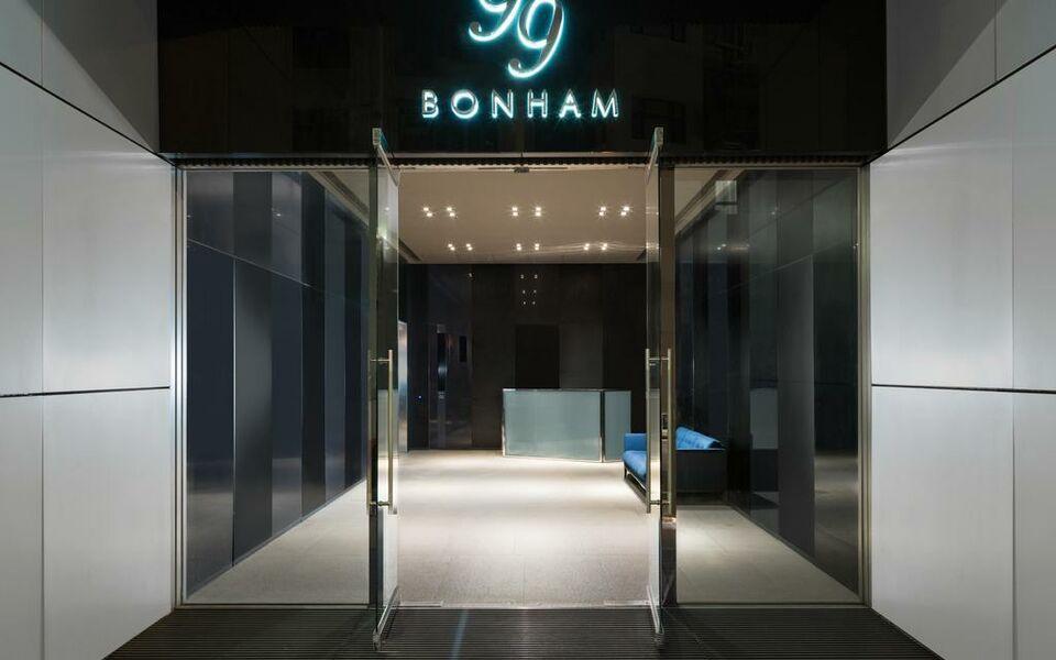 99 bonham a design boutique hotel hong kong hong kong for Design boutique hotel hong kong