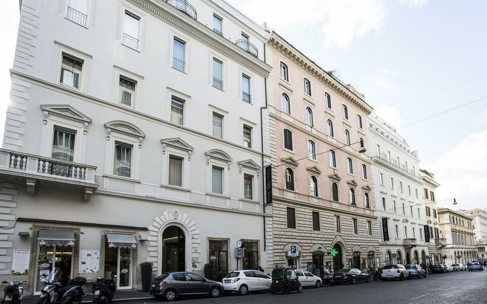 Rome times hotel a design boutique hotel rome italy for Design hotels rome