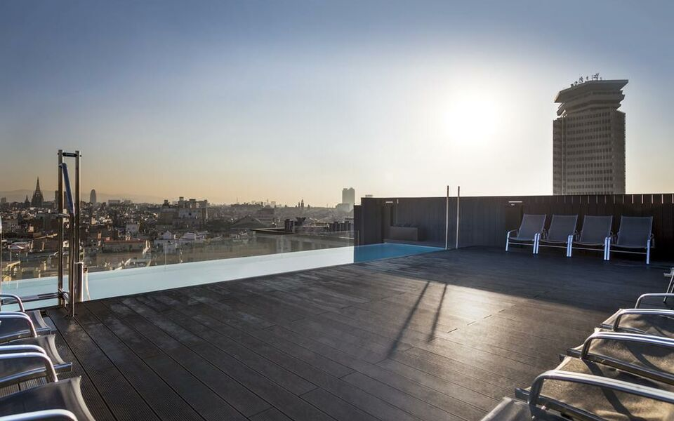 Andante Hotel Barcelona Reviews