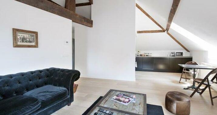 Appartement proche grand place a design boutique hotel for Appartement design bruxelles