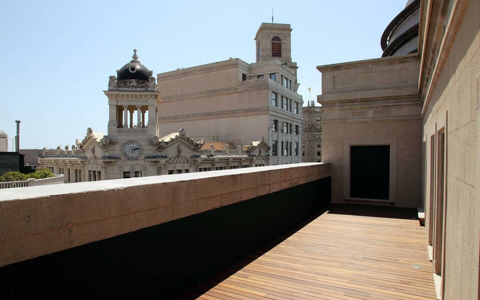 Room Mate Pau Hotel Barcelona Espagne