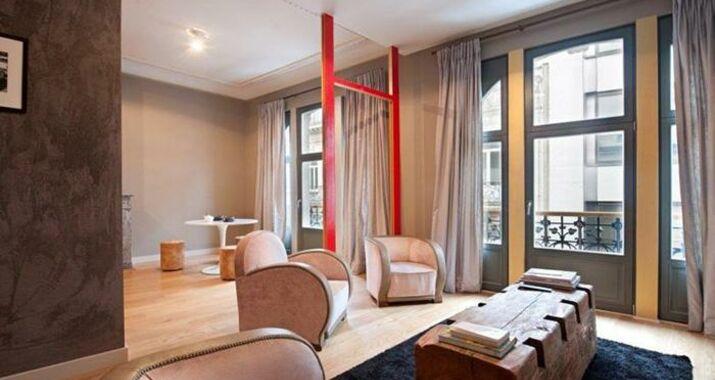Appartement quartier op ra a design boutique hotel for Appartement design bruxelles