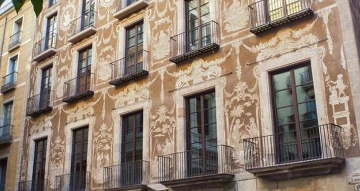 Aparthotel arai 4 superior barcelona spagna for Aparthotel barcellona