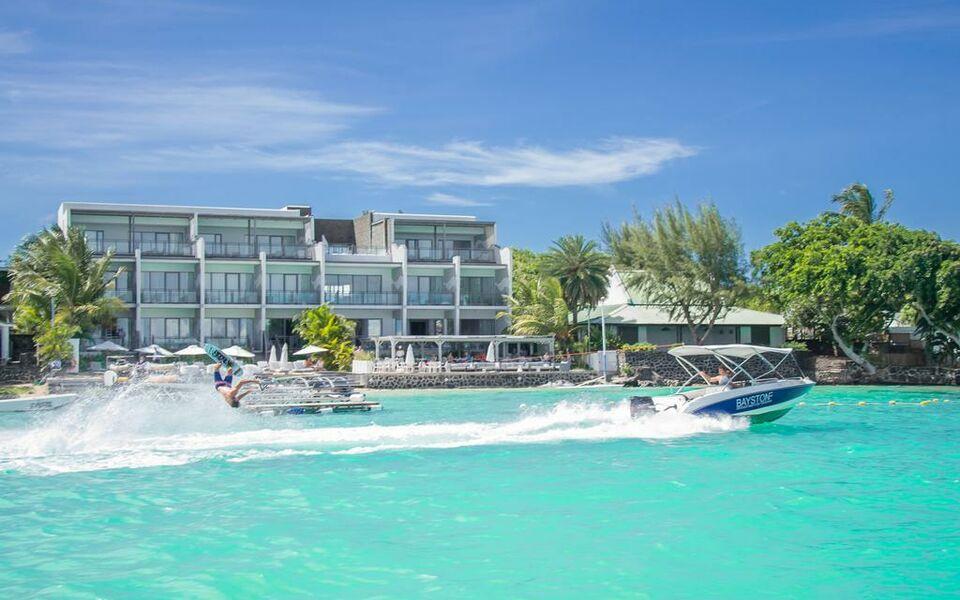 Baystone boutique hotel spa a design boutique hotel ile for Design hotel mauritius