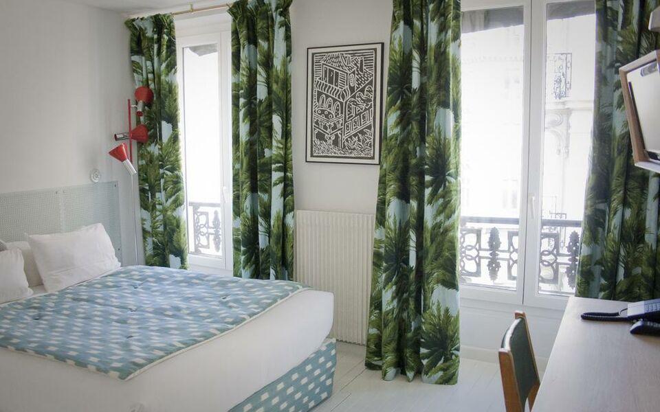 H tel du temps a design boutique hotel paris france for Boutique hotel paris 8e