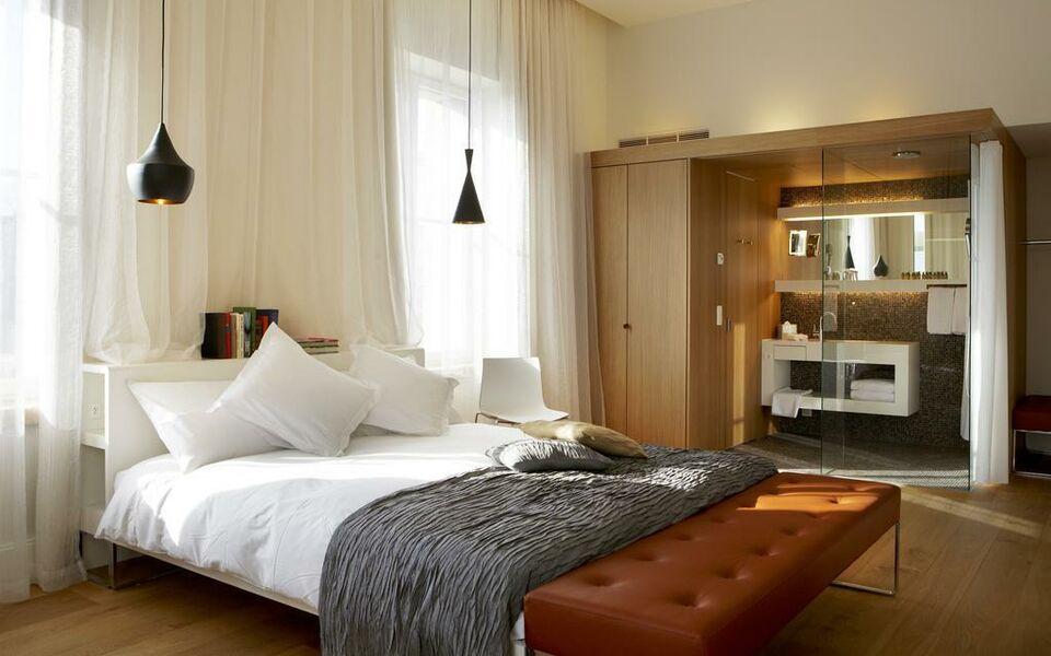 B2 boutique hotel spa a design boutique hotel z rich for Design boutique hotels schweiz