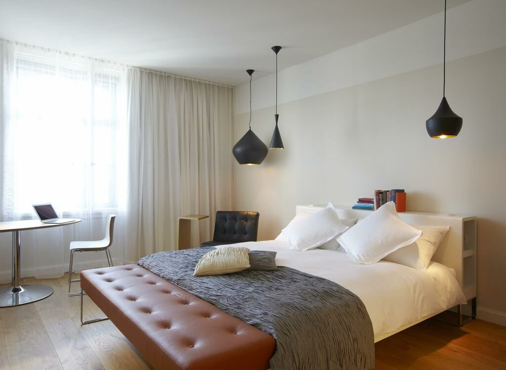 B2 boutique hotel spa a design boutique hotel z rich for Hotel design zurich
