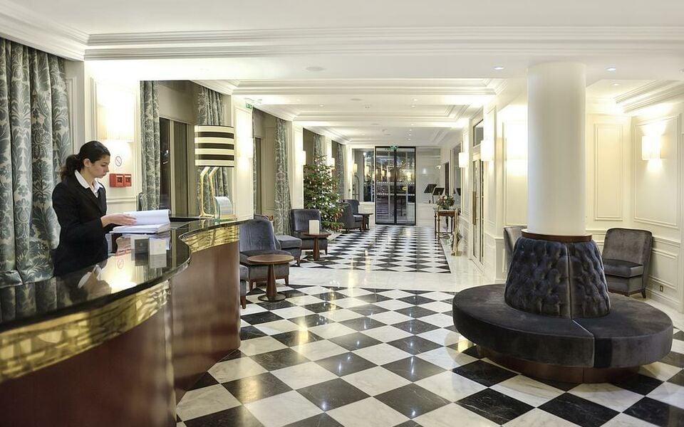 Hotel de Seze Paris France
