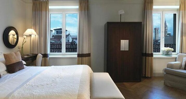 Rocco Forte Hotel Savoy A Design Boutique Hotel Florence
