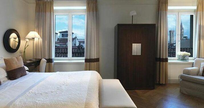 Rocco forte hotel savoy a design boutique hotel florence for Design hotel florence