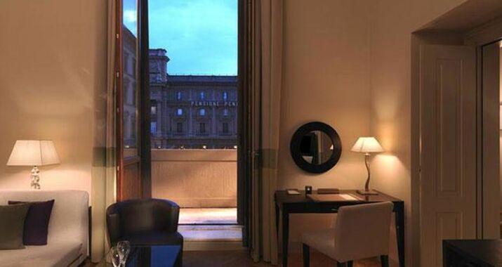 Rocco forte hotel savoy a design boutique hotel florence for Boutique hotel florence