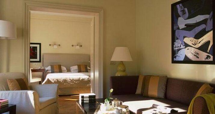 Rocco forte hotel savoy a design boutique hotel florence for Designhotel florenz
