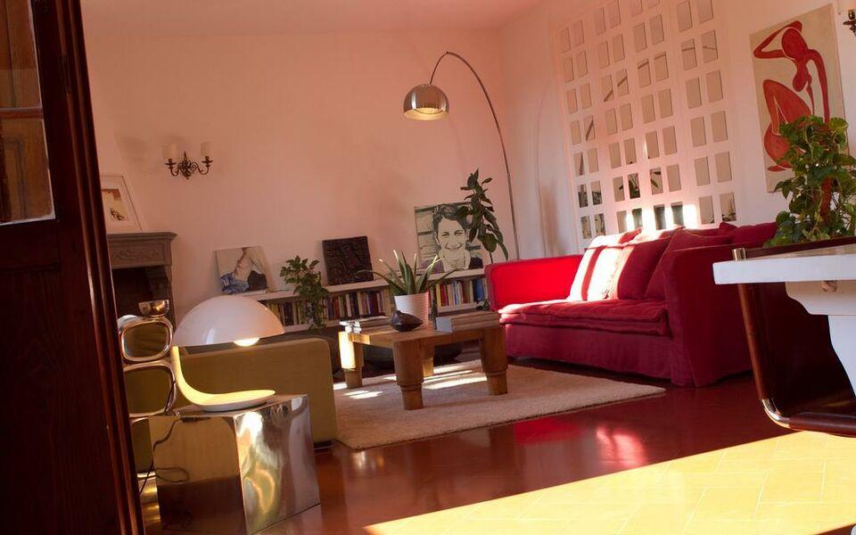 Casa di mina a design boutique hotel florence italy for Design hotel florence italy