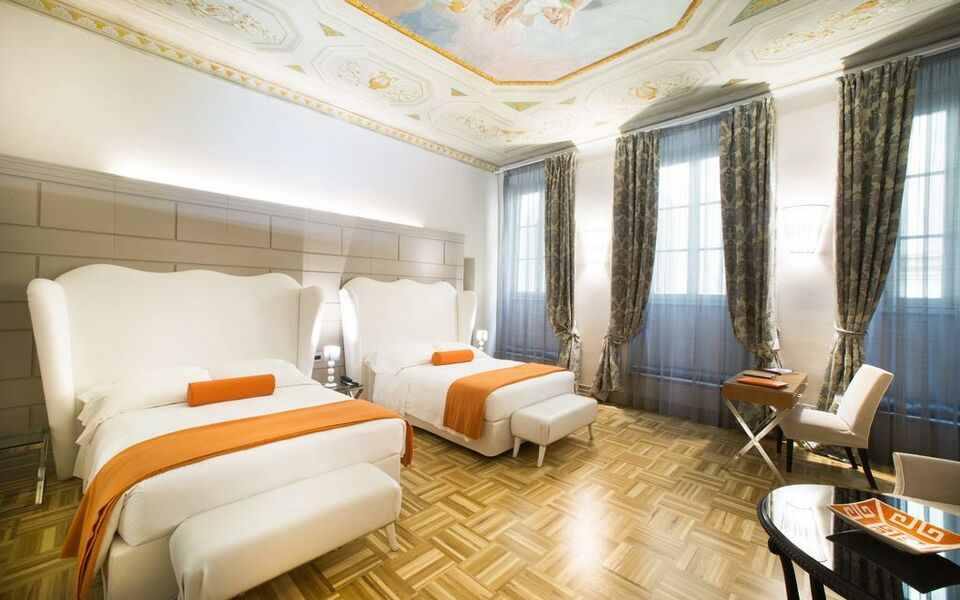 Firenze number nine wellness hotel a design boutique for Boutique hotel wellness