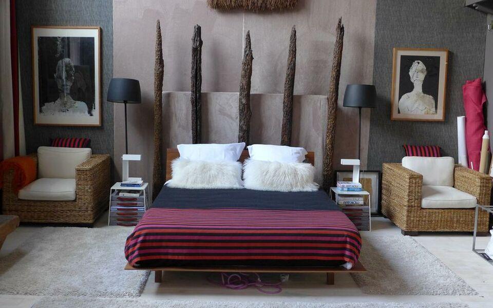 chambre d 39 h tes le poteau rose bayonne frankreich. Black Bedroom Furniture Sets. Home Design Ideas