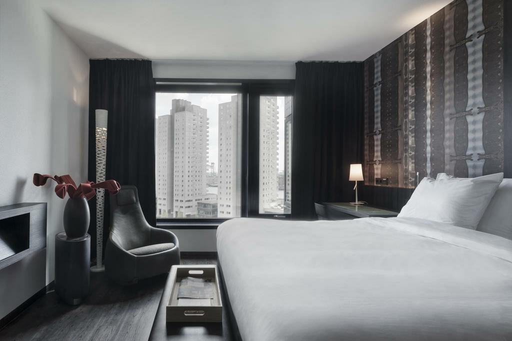 Mainport Design Hotel, Rotterdam, Niederlande