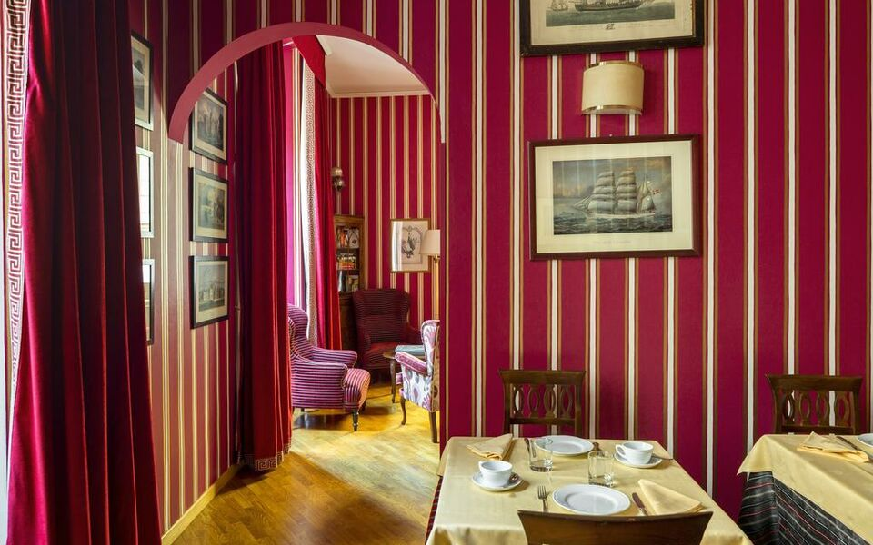 Room mate isabella a design boutique hotel florence italy for Hotel design florence italie