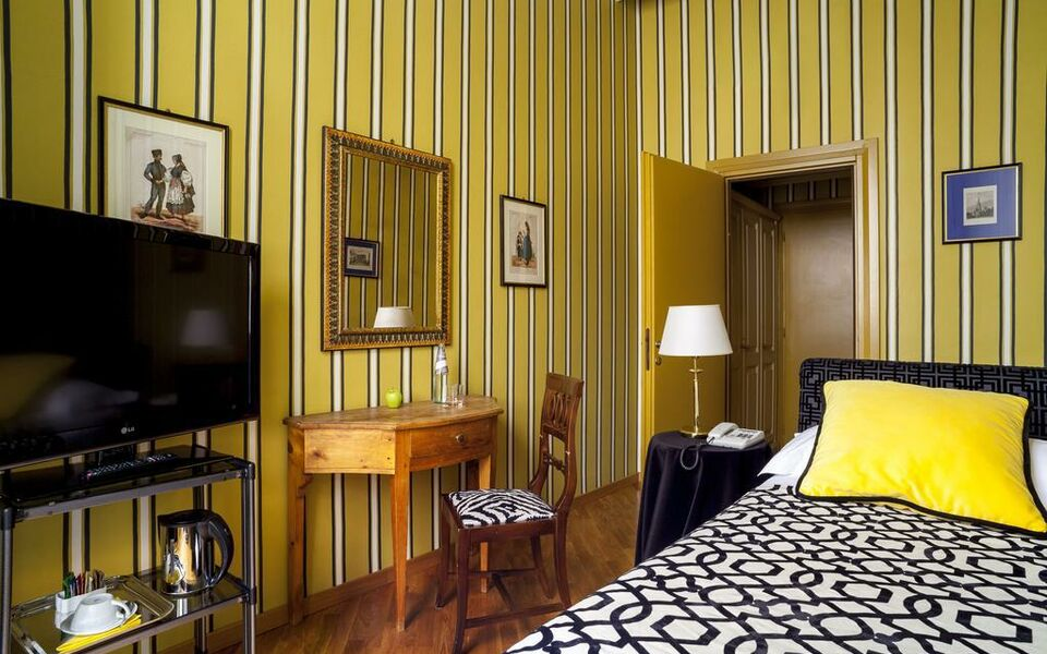Room mate isabella a design boutique hotel florence italy for Design hotel florence