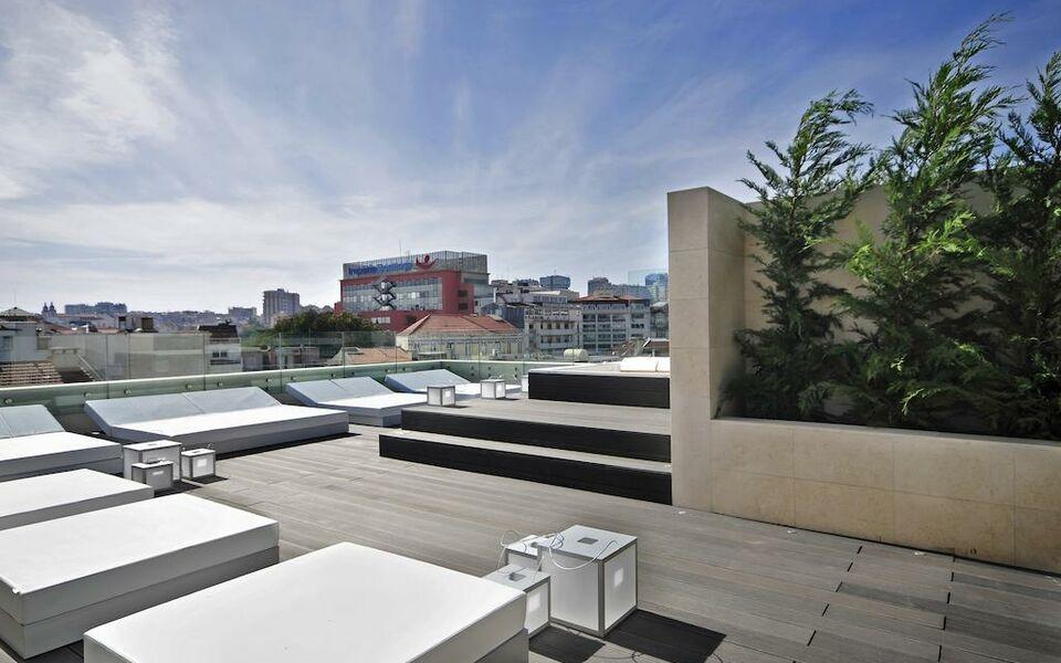 Altis prime hotel lissabon portugal for Design boutique hotels lissabon