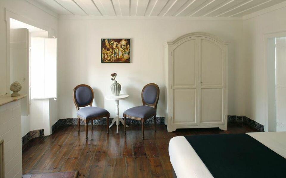 Palacio ramalhete lisbonne portugal my boutique hotel for Hotel boutique lisbonne