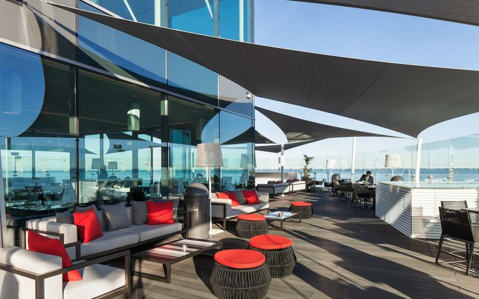 Myriad by sana hotels lissabon portugal for Design boutique hotels lissabon