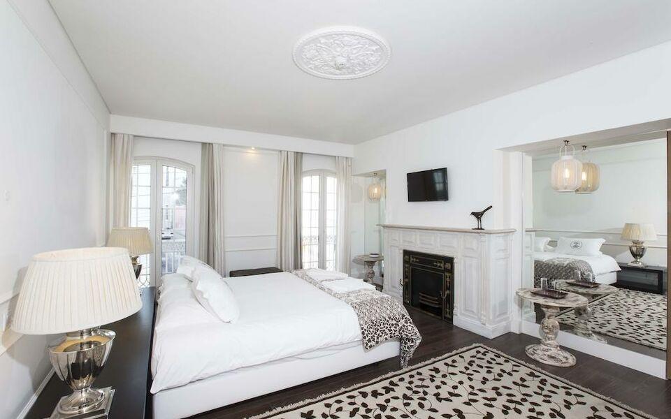 Lapa 82 boutique bed breakfast lisbonne portugal my for Hotel boutique lisbonne