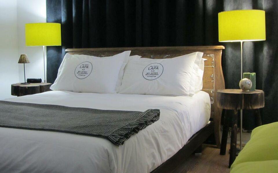 Lapa 82 boutique bed breakfast lisbona portogallo for Boutique bed breakfast