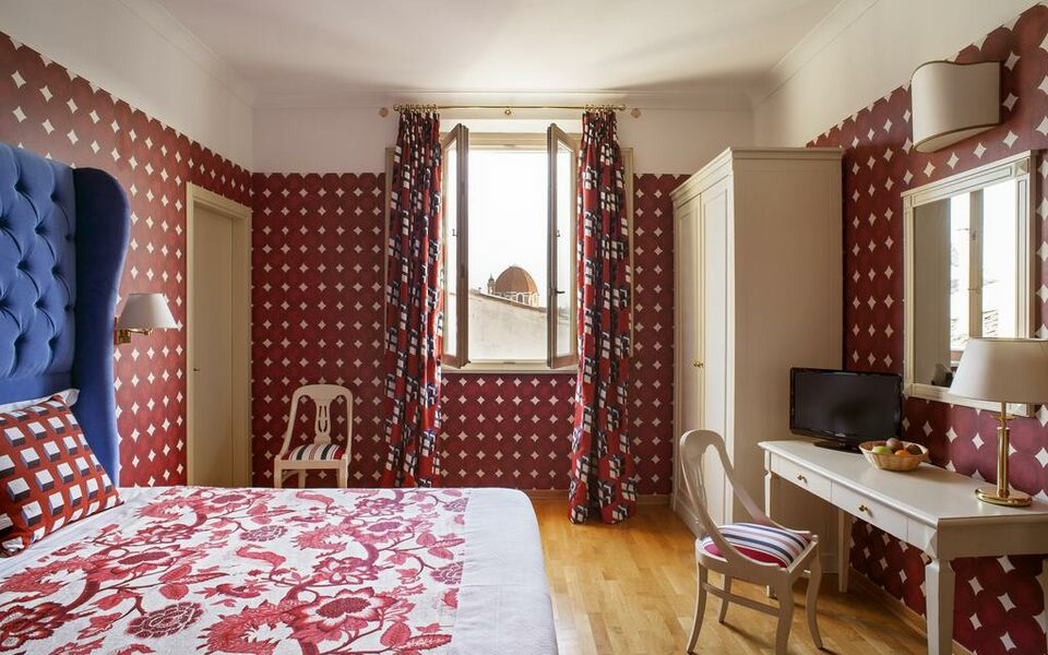 Room mate luca a design boutique hotel florence italy for Design hotel florence