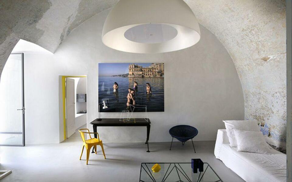capri suite, anacapri, italien, Innedesign