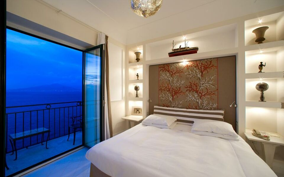 Bellevue syrene a design boutique hotel sorrento italy for Design hotels italy