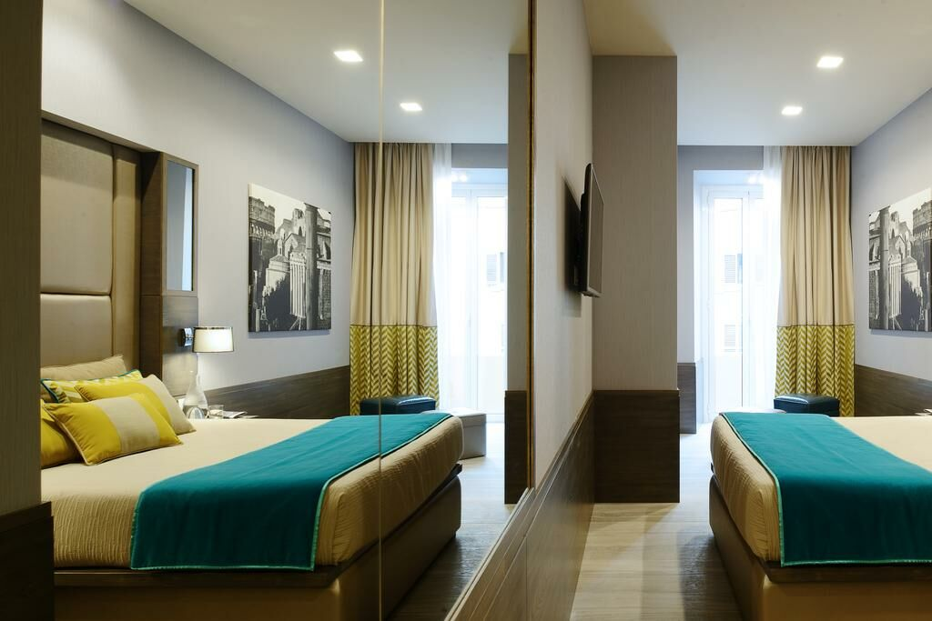 Hotel San Carlo Suite Rome