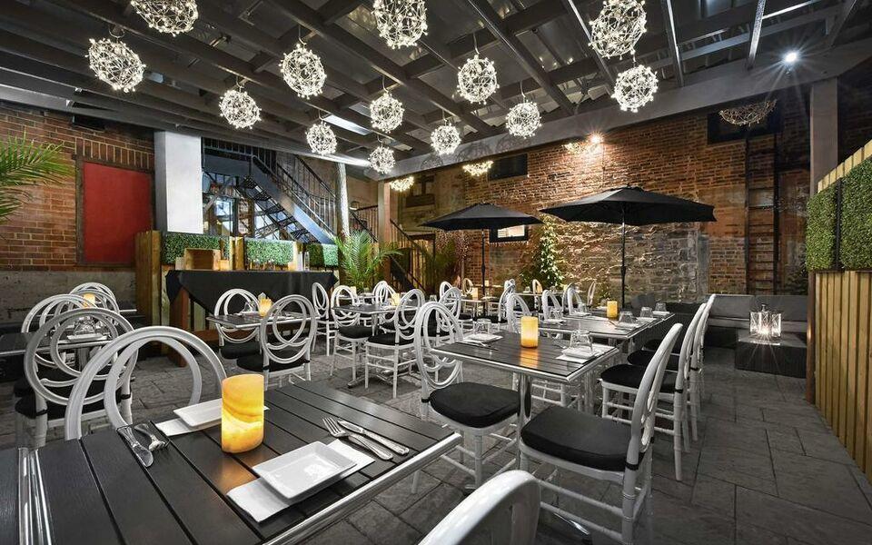 Epik Restaurant Montreal Menu