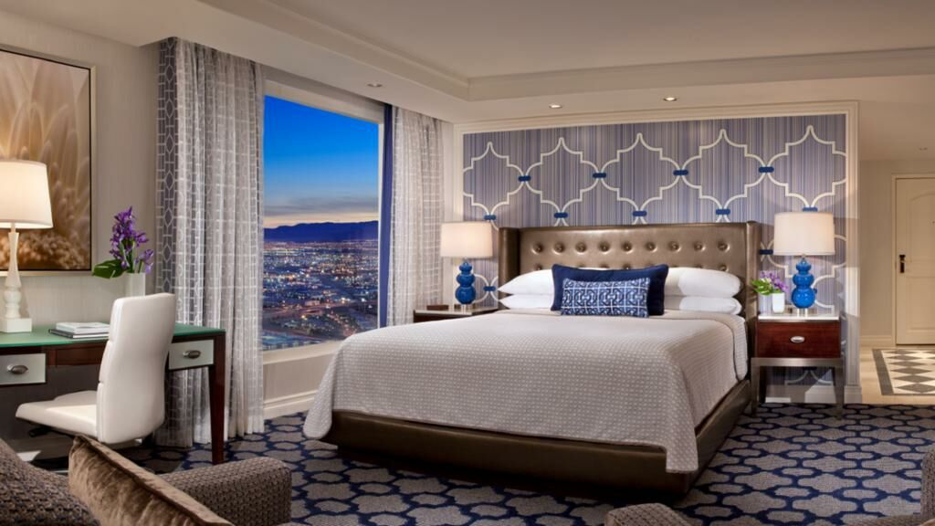 Run Of The House Room At Bellagio In Las Vegas