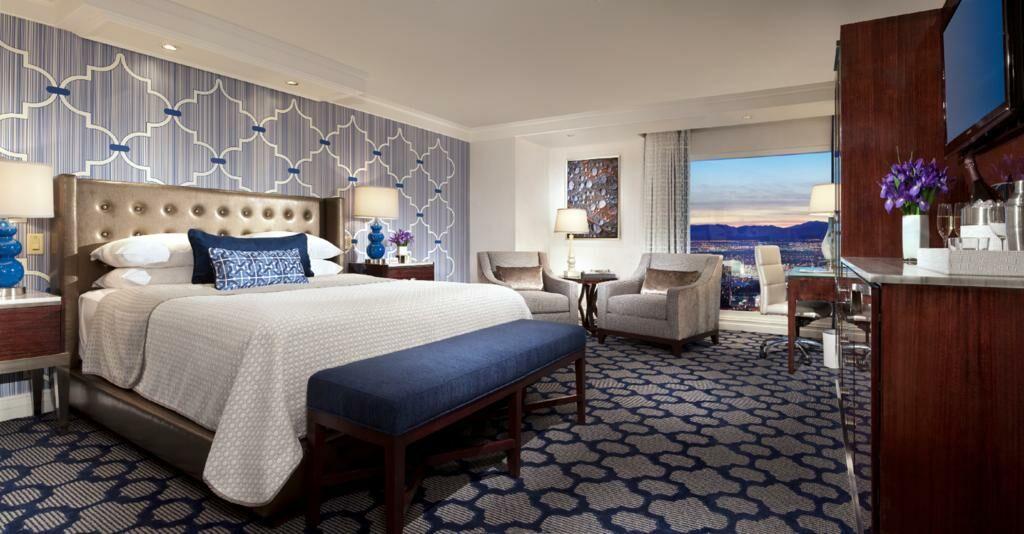 Bellagio, Las Vegas, États-Unis - My Boutique hotel