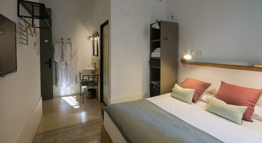 Casa mathilda barcelone espagne my boutique hotel - Chambre double standard ...