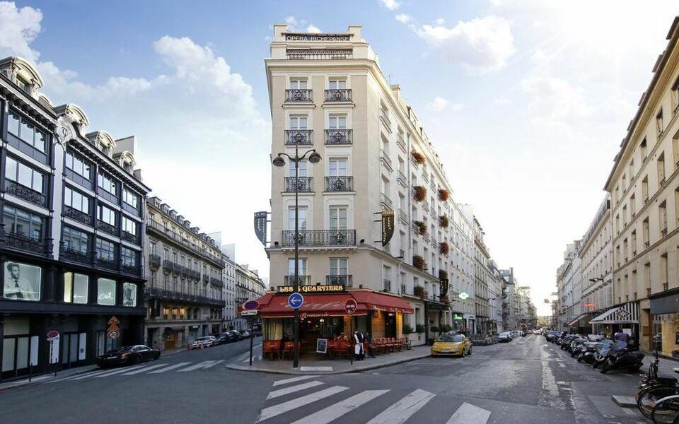 Hotel Op Ra Richepanse A Design Boutique Hotel Paris France